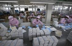 Trung Quốc thu được 1,4 tỷ USD từ xuất khẩu khẩu trang và thiết bị y tế