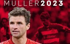 Bayern Munich giữ chân thành công trụ cột lâu năm