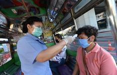 Cảnh sát Thái Lan bắt giữ gần 1.200 người vi phạm lệnh giới nghiêm