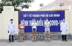 Thêm 4 ca COVID-19 khỏi bệnh tại Việt Nam, trong đó có 2 bệnh nhân Nam Phi