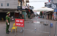 Hà Nội phong tỏa một thôn vì ca mắc COVID-19