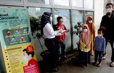 Indonesia có thể tăng 92.000 ca COVID-19 trong hai tháng