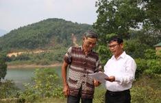Nông dân hiến đất ủng hộ quỹ phòng chống dịch COVID-19