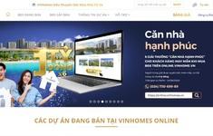 Ra mắt sàn giao dịch bất động sản trực tuyến Vinhomes Online
