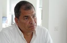 Cựu Tổng thống Ecuador Rafael Correa bị kết án 8 năm tù