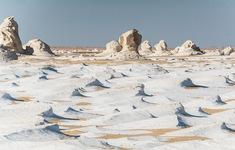 Lạc lối trước vẻ đẹp của vùng đất Bahariya và Farafra bí ẩn tại Ai Cập