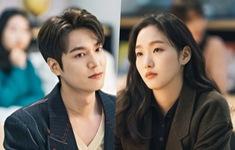 Cuộc gặp gỡ đầu tiên của Lee Min Ho và Kim Go Eun trong The King: Eternal Monarch