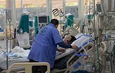 Sản phụ sốc mất máu, 2 lần ngừng tim được truyền 35 đơn vị máu cấp cứu