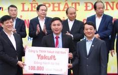 Yakult Việt Nam: Chung tay cùng cộng đồng vượt qua dịch COVID-19