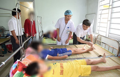 Bệnh nhân sốt xuất huyết, tay chân miệng, thủy đậu gia tăng do nắng nóng