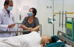 Cập nhật về tình hình sức khỏe các học sinh nhập viện trong vụ cây đổ