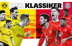 TRỰC TIẾP BÓNG ĐÁ Dortmund 0-1 Bayern Munich (H2): Đôi công hấp dẫn!