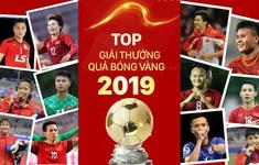 [TRỰC TIẾP] Gala Quả bóng Vàng Việt Nam 2019: Huỳnh Như giành danh hiệu Quả bóng vàng nữ