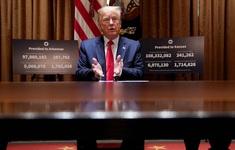 Tổng thống Mỹ đánh giá cao công dụng của thuốc Hydroxychloroquine