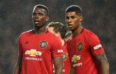 Mẫu áo mới lộ diện của Man United đỡ kinh khủng hơn bản trước đó