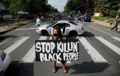 4 cảnh sát Mỹ bị sa thải vì hành vi bạo lực khiến 1 người da màu tử vong
