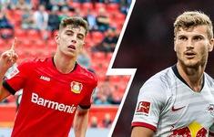 Những gương mặt trẻ gây ấn tượng khi giải VĐQG Đức trở lại