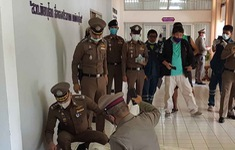 Xả súng vào đồng nghiệp tại Thái Lan làm 3 người chết