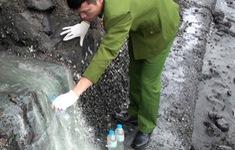 Cán bộ làm nhiệm vụ thu mẫu nước thải phải được cấp giấy chứng nhận