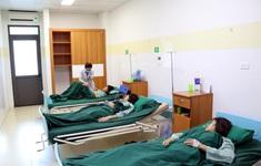Sơn La: 37 vận động viên nhỏ tuổi nhập viện nghi do ngộ độc thực phẩm