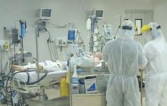 Phổi bệnh nhân 91 thông khí 40%, từng bước cai ECMO