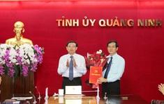 Quảng Ninh: Bổ nhiệm Trưởng Ban Tổ chức Tỉnh ủy đồng thời là Giám đốc Sở Nội vụ