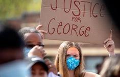 Bạo động lan rộng tại Mỹ sau vụ cảnh sát ghì chết 1 người da màu