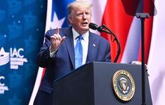 Tổng thống Donald Trump mạnh tay trong việc kiểm soát thông tin sai lệch