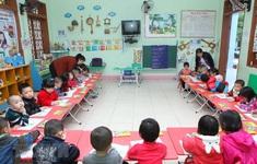 Nhiều giáo viên mầm non vẫn mòn mỏi chờ tiền hỗ trợ