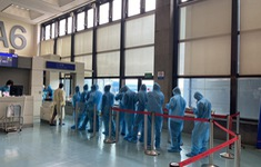 Hơn 340 công dân Việt Nam từ Đài Loan (Trung Quốc) về nước an toàn