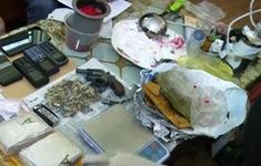 Băng nhóm buôn ma túy đá, hồng phiến ở Hải Phòng sa lưới