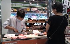 Đề xuất giảm thuế nhập khẩu thịt lợn đông lạnh xuống 10%