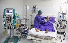 Phối hợp liên viện cứu bệnh nhân sốc tim, suy đa tạng