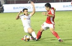 TRỰC TIẾP BÓNG ĐÁ CLB TP Hồ Chí Minh 0-0 SHB Đà Nẵng: Hiệp một
