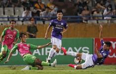 [TRỰC TIẾP] CLB Hà Nội 0-0 CLB Đồng Tháp: Chủ nhà dồn ép