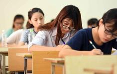 Thi tốt nghiệp THPT 2020: Có thí sinh thi 2 môn thành phần liên tiếp, không liên tiếp