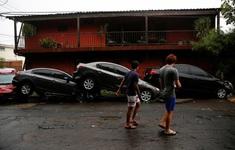Bão Amanda đổ bộ El Salvador, ít nhất 8 người thiệt mạng