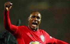 Odion Ighalo ở lại Manchester United đến đầu năm sau