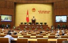 Ngày 1/6, Quốc hội cho ý kiến về chính sách tài chính, ngân sách đặc thù đối với Hà Nội