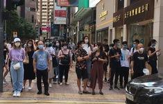 Hai ca nhiễm mới tại Hong Kong (Trung Quốc) là cặp vợ chồng