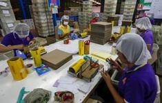 Hơn 8 triệu lao động Thái Lan có nguy cơ mất việc