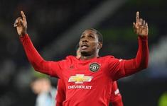 Manchester United phải trả bao nhiêu để mượn Ighalo?