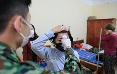 Hơn 580 công dân cách ly tập trung tại Quảng Nam âm tính với COVID-19