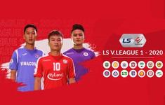 Tổng hợp vòng 8 LS V.League 1-2020: Bùng nổ kịch tính!