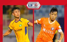 TRỰC TIẾP Sông Lam Nghệ An 0-0 SHB Đà Nẵng: Hiệp 1