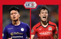 TRỰC TIẾP V.LEAGUE 2020, CLB Hà Nội - Hoàng Anh Gia Lai (19h ngày 6/6)