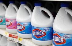 Hơn 30% người dân Mỹ lạm dụng chất tẩy rửa để phòng COVID-19