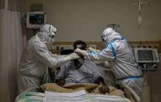 Số người mắc COVID-19 trên toàn cầu tăng nhanh chưa từng có