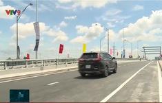 Thông xe cầu Tân An mới