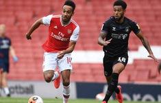 Arsenal 6-0 Charlton: Nketiah tỏa sáng, Auba - Laca lập công!